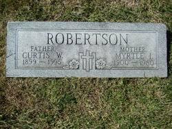 Myrtle Inez Pease Robertson (1900-1980) - Find A Grave Memorial