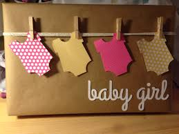 Baby shower gift wrap - If any one knows the original source for ...