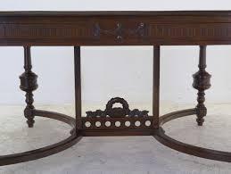 Essgruppe Tischgruppe Esstisch Stühle Antik Um 1920 Aus Eiche