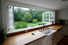 large kitchen sink. Kitchen Window Fixtures Sink Treatments Covering Ideas For Large Picture Windows What Kind