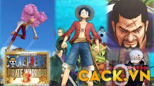 1️⃣ Link Download Game One Piece Pirate Warriors 3 - Game Offline PC