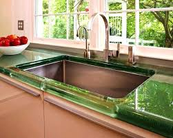 diy glass countertop crushed glass crushed glass cost crushed glass diy recycled glass countertops cost