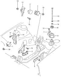 1982 honda civic 4 door 1500 ka 5mt engine mount diagram