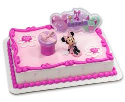 Baby Mickey Mouse Edible Cake Decorations Mickey Mouse Friends Cake Decorating Supplies Cakescom