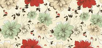 Cute Vintage Flowers (Page 1) - Line ...