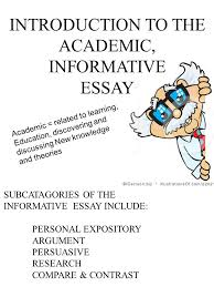 "bell activity if you submitted your ""quote of arms"" on friday  3 introduction to the academic informative essay subcatagories of the informative essay include personal expository argument persuasive research compare"