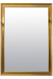 morwellham gold framed mirror 206x145cm
