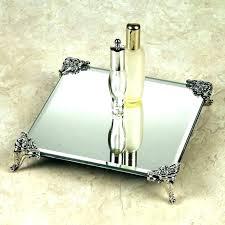 vanity tray target bathroom vanity tray vanity tray for dresser mirrored vanity tray set perfume plate vanity tray