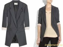 Модные <b>длинные пиджаки</b> дрнапироваванные | LOOK | <b>Длинные</b> ...