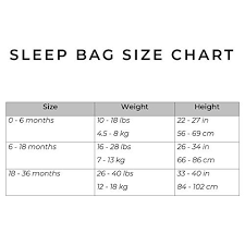 Kyte Baby Sleeping Bag For Toddlers 6 18 Months Made Of Soft Bamboo Material 0 5 Tog Ocean