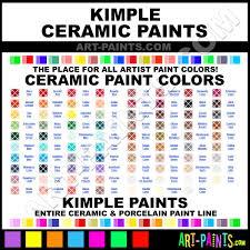 Kimple Ceramic Paint Brands Kimple Paint Brands Ceramic