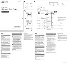 awesome sony car stereo wiring harness diagram images electrical