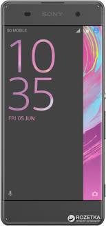 Rozetka.ua | Sony Xperia XA Dual (F3112) Black. Цена, купить ...