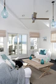 marvelous coastal furniture accessories decorating ideas gallery. coastal living room with ocean view love the blue glass pendant lights marvelous furniture accessories decorating ideas gallery