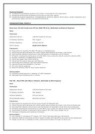 It Support Engineer Sample Resume Adorable Desktop Support Engineer Resume Doc Flightprosim