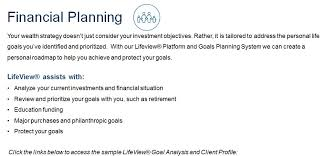 retirement goal planning system scott w jenkins folsom ca morgan stanley