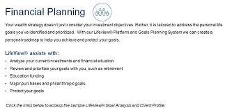 retirement goal planning system scott w jenkins folsom ca morgan stanley