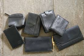 seven wallets purses all leather