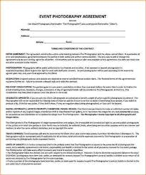 event agreement contract 8 event contract template timeline template