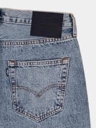 Levis Made And Crafted Size Chart Levis Made Crafted 501 Jeans Mid Flat Stone