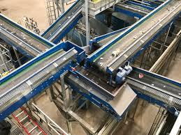 Coal Belt Conveyor Design Belt Conveyors For Waste Management And Bulk Material