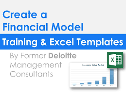 Financial Modelling Course Including An Excel Financial