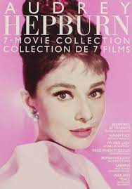 DVD Review: The Audrey Hepburn 7-Movie ...