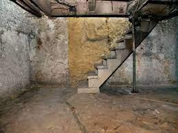 get rid of musty odor in basement