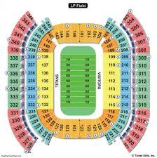 Nissan Seating Chart Amazing Nissan Stadium Seating Chart Seating Chart