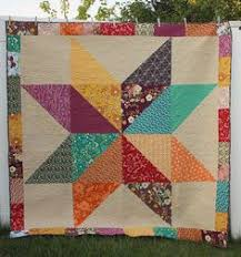 Giant Vintage Star Quilt Tutorial | Giant vintage, Star quilts and ... & Fat Quarter Giant Star Quilt Adamdwight.com