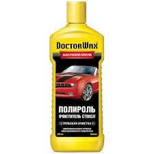 DW5673 - купить Полироль-<b>очиститель стекла Doctor</b> Wax, цена ...