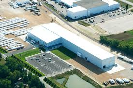 Chart Industries Manufacturing Facility New Prague Mn