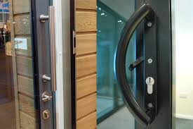 ideas pocket door handles