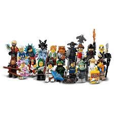 LEGO - Ninjago - 71019 The Ninjago Movie Minifigures - Online Toys Australia