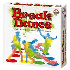 <b>Настольная игра</b> Десятое королевство <b>Break</b> Dance малая 01920