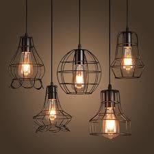 industrial lighting pendant. new loft iron pendant light vintage industrial lighting bar cafe bedroom restaurant nordic country style m