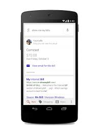 Awesome New Google Now Feature Helps You Keep Track Of Your Bills