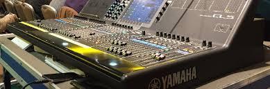 Hire sound and lighting equipment | Nolan Sound