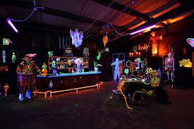 halloween party lighting. fright night decorations halloween party lighting y