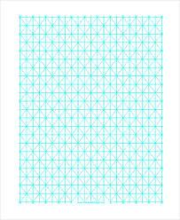 Metric Graph Paper