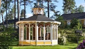 Scandinavian Garden Pavilions