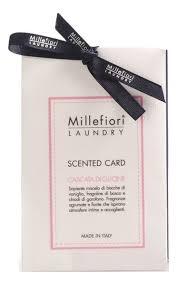 Купить ароматическая карточка шепот водопада laundry scented ...