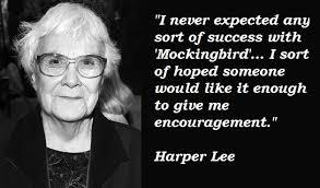 Harper Lee Quotes Inspiration Harper Lee Quotes