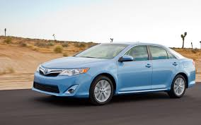 blue-sea-2014-toyota-camry-hybrid-xle - Best Car To Buy