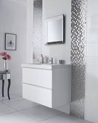 bathroom cini white glossy wall tile 25x20cm topps tiles bathroom cini white glossy wall tile