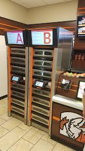 Pizza Vending Machine Nyc Fascinating Little Caesars Launches Pizza Vending Machines Fast Food Eats