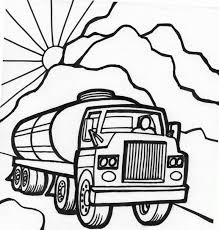 Small Picture tanker truck coloring page fast car coloring page monster truck