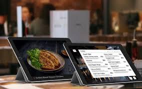 Menu Board Design Tips Digital Menu For Restaurant Tablet Digital Menu