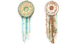 Make Your Own Dream Catchers Beauteous Oh So Bohochic Make Your Own Dream Catcher