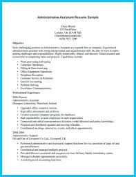 Office Administrative Assistant Resume Samples Medical Administrative Assistant Resume Samples In Writing